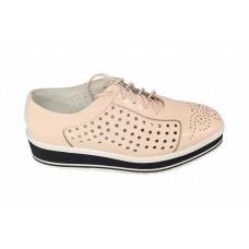 Женские Ботинки Prada Beige