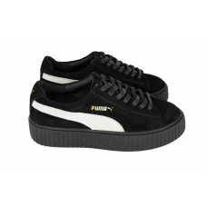 Кроссовки Puma Creeper by Rihanna Black/White