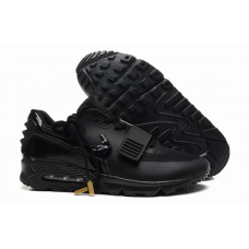 "Кроссовки Nike ""Air Max 90 Yeezy 2"" Black со скидкой"