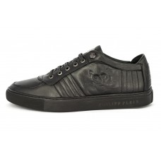 Зимние ботинки Philipp Plein Skull Black Winter