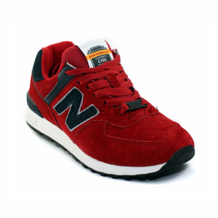 Кроссовки New Balance 576 England Tea Red/Grey