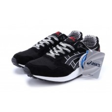 Asics Gel Saga Black/Wnite/Red