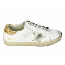 Кеды Golden Goose Deluxe Brand Gold