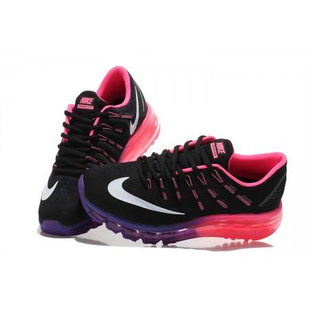 Жеские кроссовки Nike Air Max 2016 BlackPink