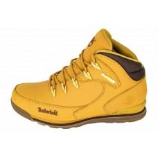Мужские осенние кроссовки Timberland NM Field Boot Light Brown