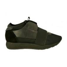 Кроссовки Balenciaga черные комбинированные