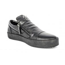 Осенние ботинки Giuzeppe Zanotti Black Monolith
