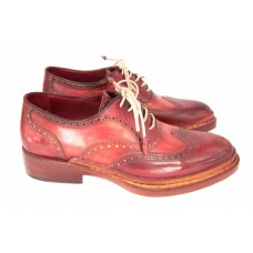 Мужские Туфли Santoni Oxford Broun