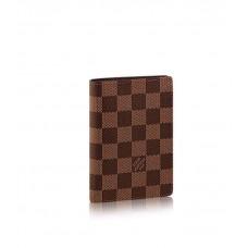 Чехол для паспорта Louis Vuitton Broun L