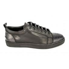 Мужские кожаные кроссовки Christian Louboutin