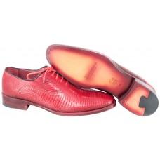 Туфли Santoni (Ящерица)