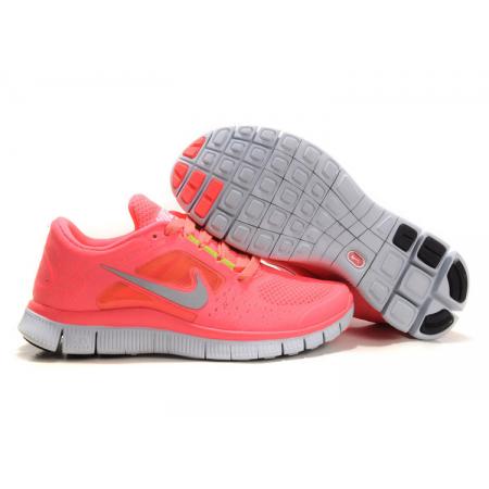 Женские летние кроссовки Nike Free Run Pink