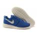 Кроссовки Nike Roshe Run Blue/White