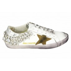 Кеды Golden Goose Deluxe Brand Gold Star