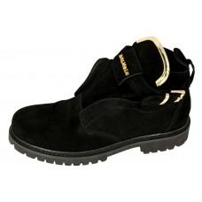Ботинки Balmain Black Velvet