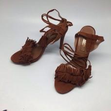 Женские туфли Aquazzura Firenze Broun