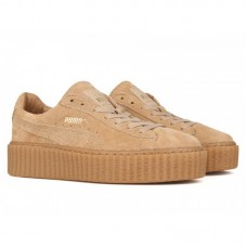 Кроссовки Puma Creeper by Rihanna Beige