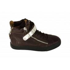 Осенние ботинки Giuzeppe Zanotti Broun High