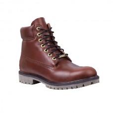 Осенние мужские ботинки Timberland Classic Brown Leather