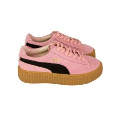 Кроссовки Puma Creeper by Rihanna Pink/Black