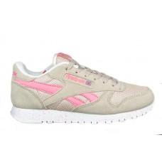 Reebok Classic Grey Pink