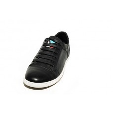 Мужские брендовые кроссовки Louis Vuitton Frontrow Sneakers Black