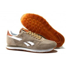 Reebok Classic Ligth Brown/White