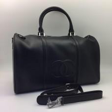 Дорожная сумка CHANEL Black L 45/50/55 sm