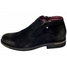 Зимние мужские ботинки Marco Lippi High BLack N