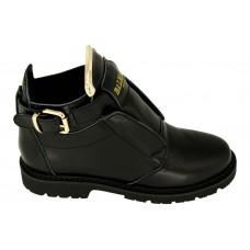 Ботинки Balmain Black X
