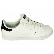 Кроссовки кожаные Adidas Stan Smith WhiteBlack