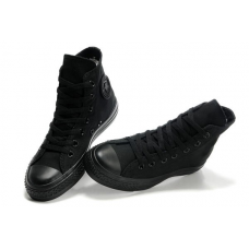 CONVERSE by CHUCK TAYLOR ALL STARS High Night black