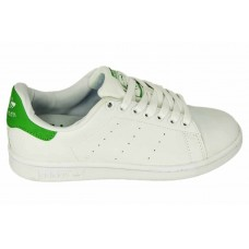 Кроссовки Adidas Stan Smith WhiteGreen