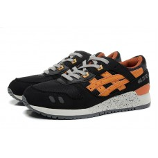 Кроссовки Asics Gel Saga Black/Yellow