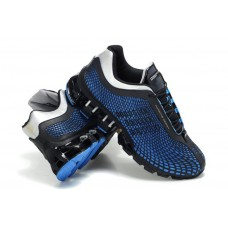 Мужские кроссовки Adidas Porsche Design Run Bounce Black/Blue V