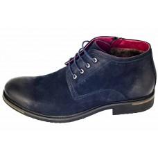 Зимние мужские ботинки Marco Lippi High Blue C