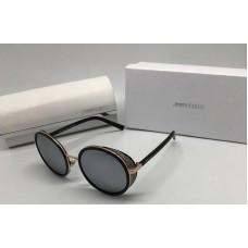 Женские солнцезащитные очки Jimmy Choo черные