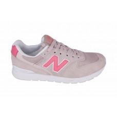 Женские летние кроссовки New Balance 996 Beige/Pink