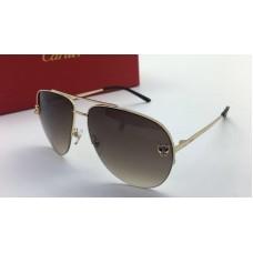 Женские солнцезащитные очки Cartier Glasses