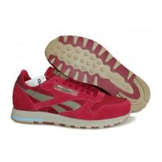 Reebok Classic Crimson Color