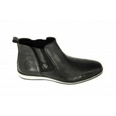Ботинки Zilli Black CB