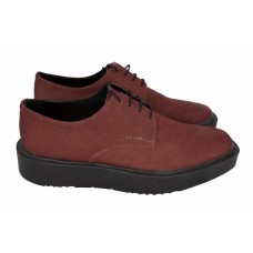Ботинки Prada Oxford Red X