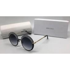 Женские солнцезащитные очки Jimmy Choo со стразами