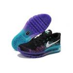 Air Max 2015 Flyknit (Blue/Black/Purple)40