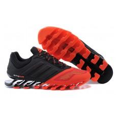 Мужские беговые кроссовки Adidas SpringBlade Black/Red