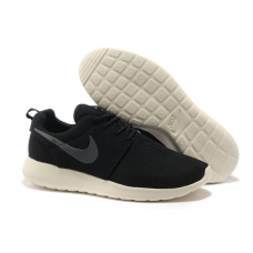 Кроссовки Nike Roshe Run Black/Grey