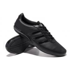 Мужские черные кроссовки Adidas Porshe Design Classic Black со скидкой