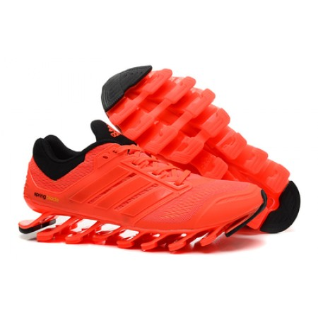 Беговые кроссовки Adidas SpringBlade Light Orange NEW