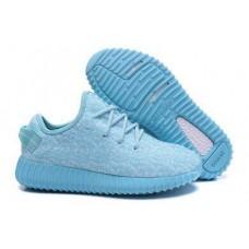 Женские летние кроссовки Adidas Yeezy Boost 350 Blue