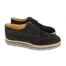 Ботинки Prada Oxford Black